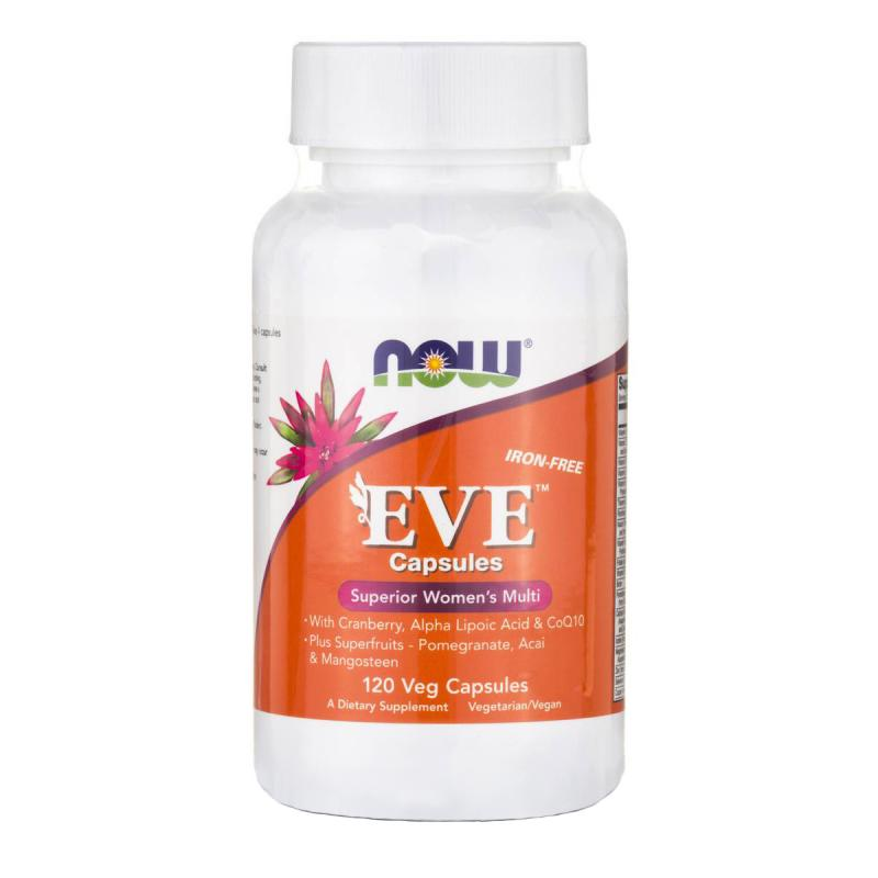 Now Foods EVE Superior Women's Multi 120 vcaps - фото 1