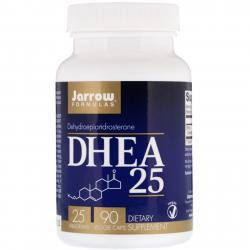 Jarrow Formulas Dhea 25 mg 90 caps