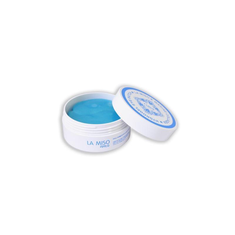 LA MISO Marine Collagen Eye Patch Гидрогелевые патчи для глаз с морским коллагеном 60 шт - фото 1