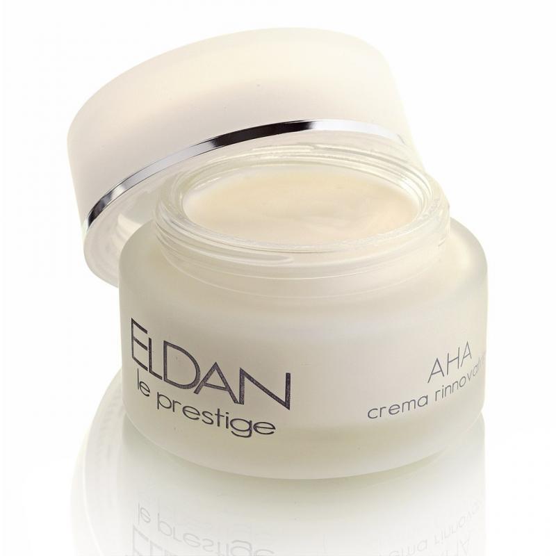 Eldan AHA renewing cream Обновляющий крем AHA 6% 50 мл - фото 1