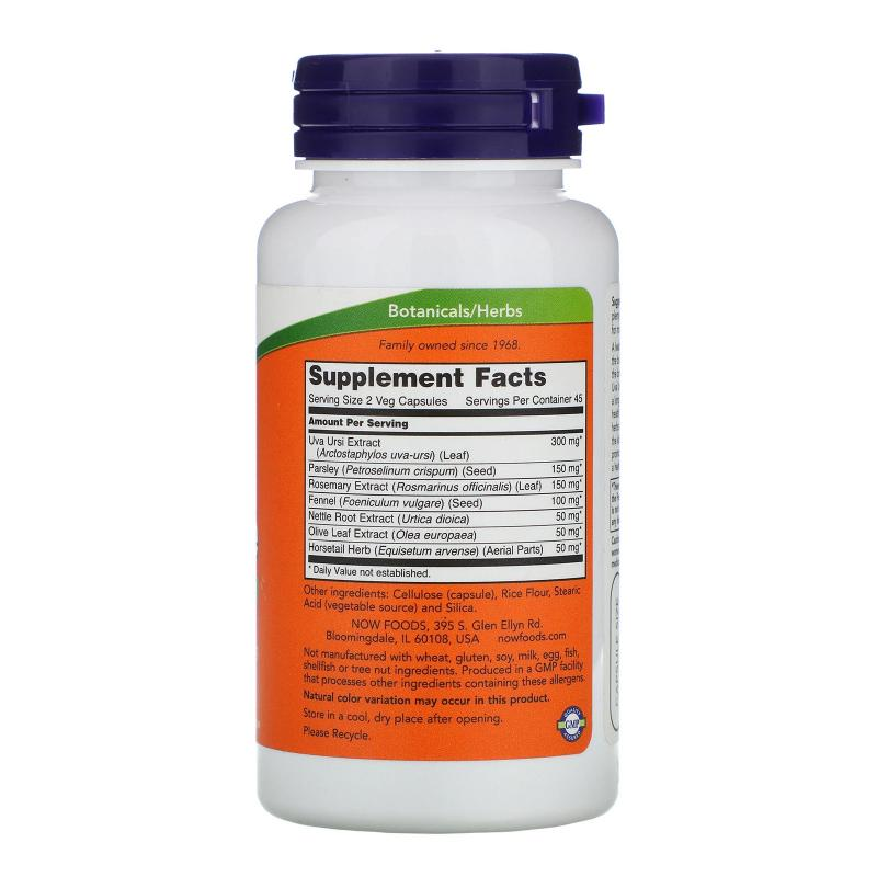 Now Foods Kidney Cleanse 90 softgels - фото 1