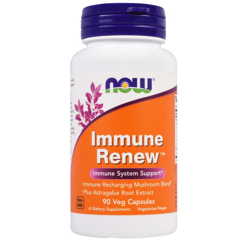 Now Foods Immune Renew 90 vcaps - фото 1