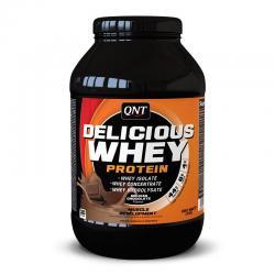 QNT Delicious Whey Protein 908 g. (Бельгийский шоколад)