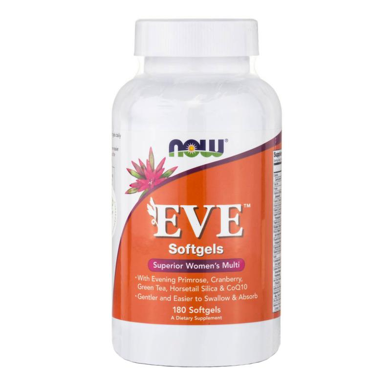 Now Foods EVE Superior Women's Multi 180 softgels - фото 1