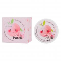 L'arvore Hydrogel Eye & Cheek Petit Peach Patch Гидрогелевые патчи для глаз 60 шт