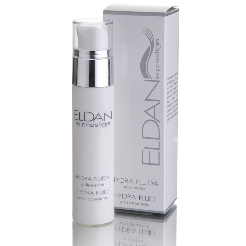 Eldan Hydra fluid with liposomes Увлажняющее средство с липосомами 50 мл - фото 1