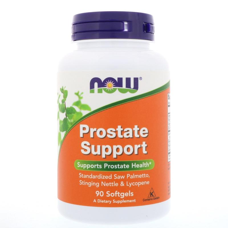 Now Foods Prostate support 90 softgels - фото 1