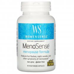 Natural Factors WomenSense MenoSense menopause formula 90