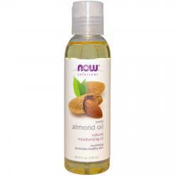 Now Foods Sweet Almond Oil 118 ml