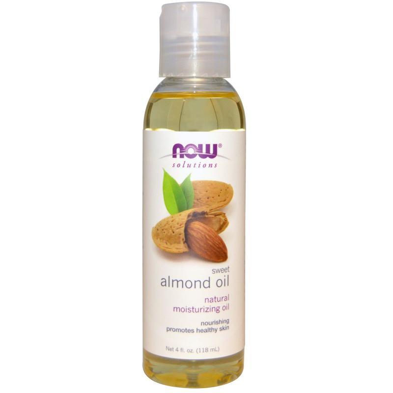Now Foods Sweet Almond Oil 118 ml - фото 1