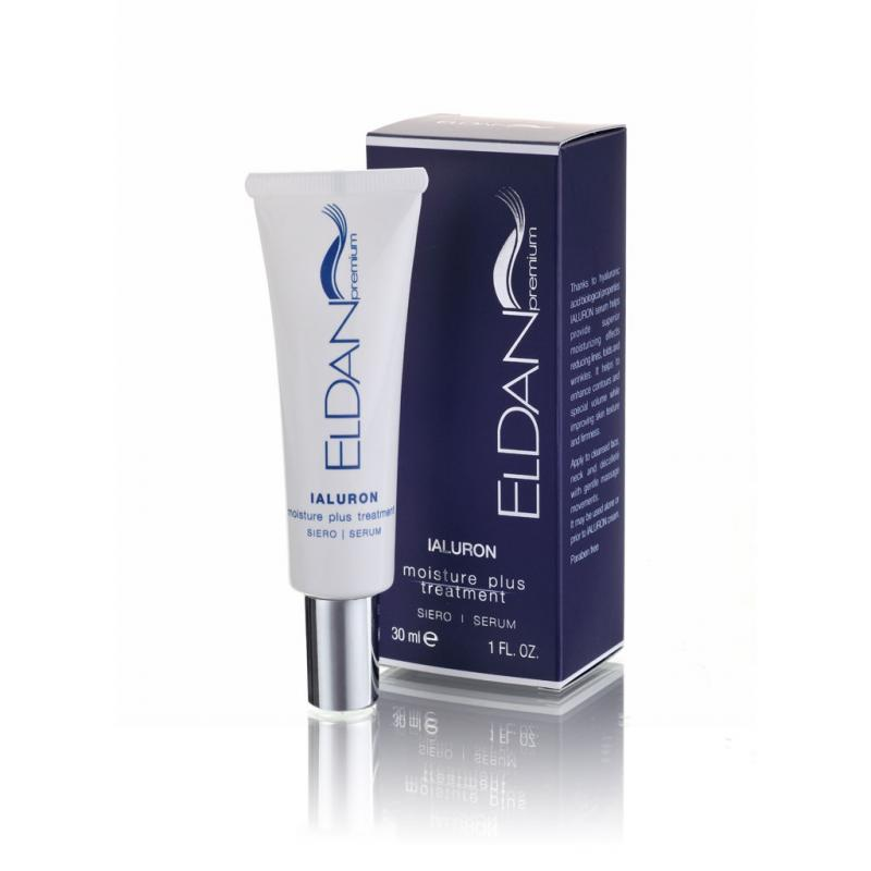 Eldan Ialuron siero serum Сыворотка-флюид с гиалуроновой кислотой 30 мл - фото 1