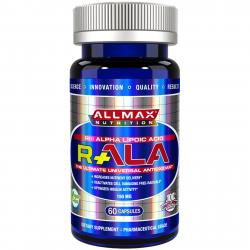 Allmax Nutrition R + Alpha Lipoic Acid 150 mg 60 capsules