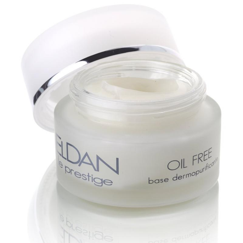 Eldan Oil free pureness base Увлажняющий крем-гель для жирной кожи 50 мл - фото 1