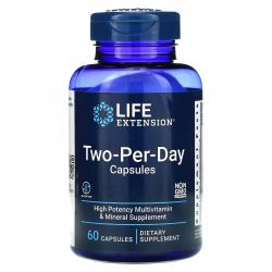 Life Extension Two-Per-Day 60 capsules