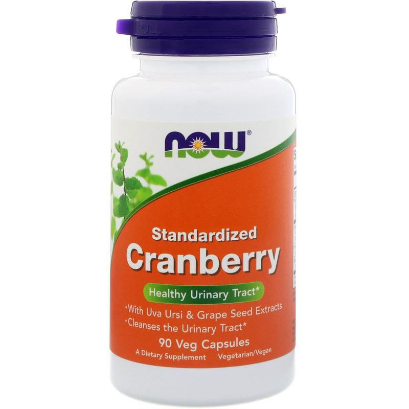 Now Foods Cranberry 90 vcaps - фото 1