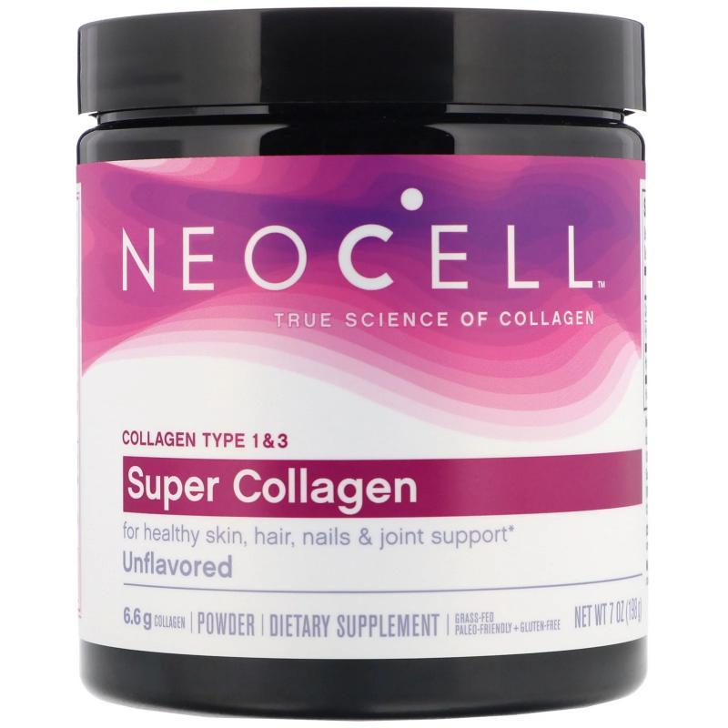Neocell Super Collagen Type 1&3 6.600 mg 198 g - фото 1
