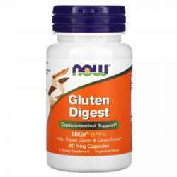Now Foods Gluten Digest 60 capsules
