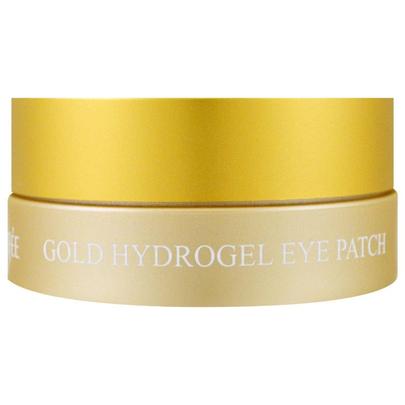 Petitfee Gold Hydrogel EYE Patch 60 патчи с золотым гидрогелем 60 шт - фото 1