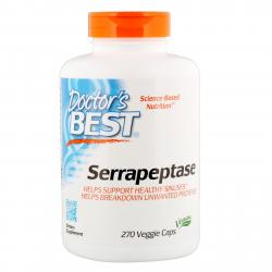 Doctor's Best Serrapeptase 270 caps