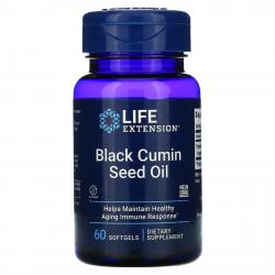 Life Extension Black Cumin Seed Oil 60 capsules