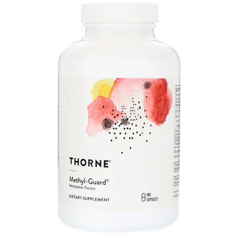 Thorne Research Methyl-Guard 180 capsules - фото 1