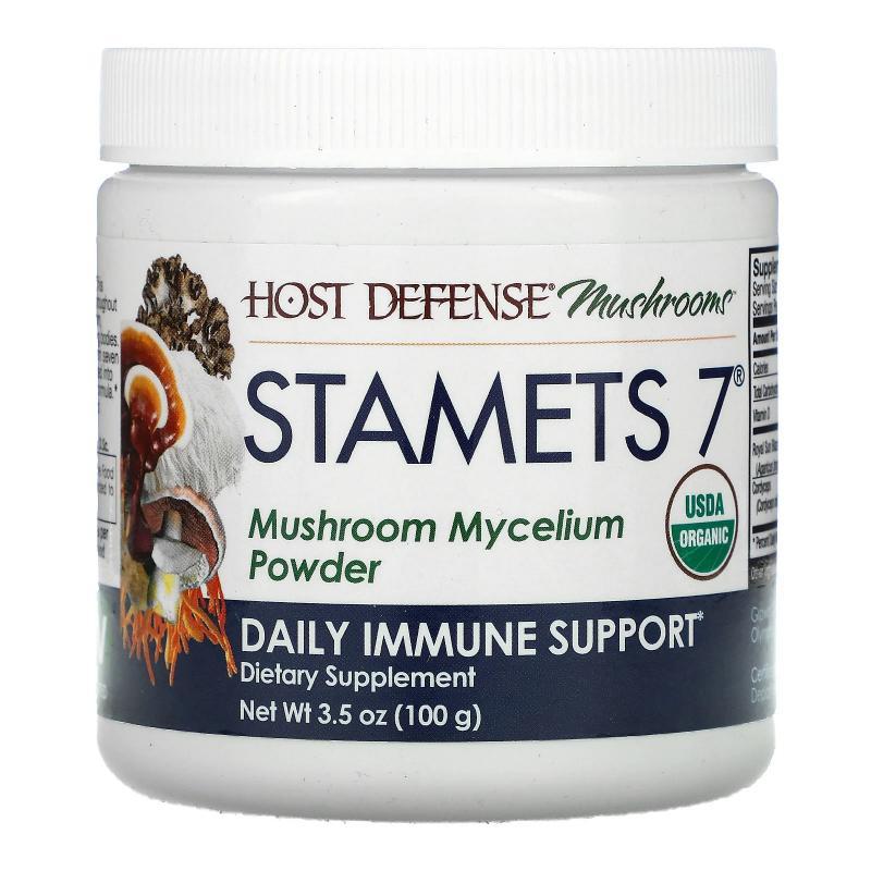 Fungi Perfecti Stamets 7 100 g - фото 1