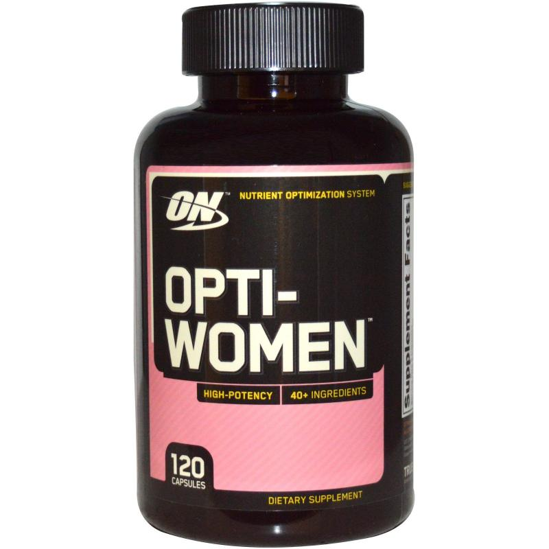 Optimum Nutrition Opti-Women 120 capsules - фото 1