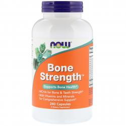 Now Foods Bone Strenght 240 caps