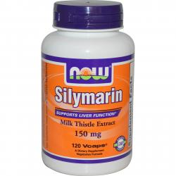 Now Foods Silymarine 150 mg 120 vcaps