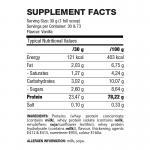 QNT Delicious Whey Protein 2,2 kg. (Ваниль) - фото 2