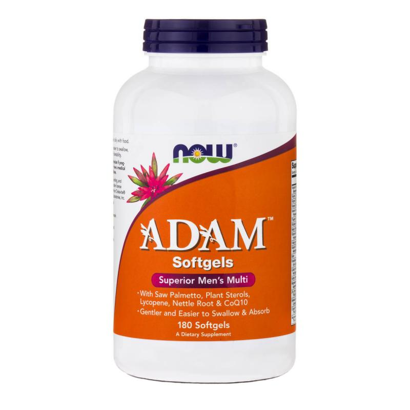 Now Foods ADAM 180 softgels - фото 1
