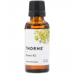 Thorne Research Vitamin K2 30 ml