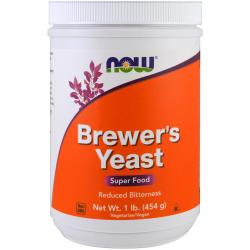 Now Foods Brewer's Yeast 454 g
