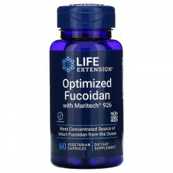 Life Extension Optimized Fucoidan with Maritech 926 60 capsules