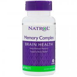 Natrol Memory Complex 60 Tablets